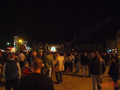 Scena Festivalul Hameiului