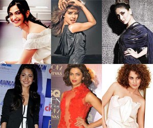Bollywood Most  stylish actress