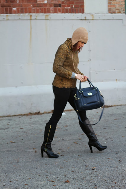 banana, republic, black, boots