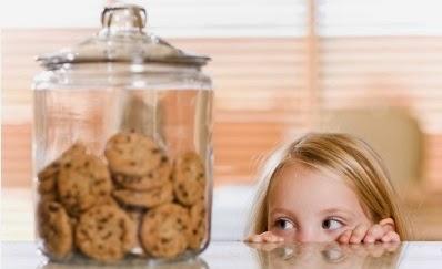 La galletitas y los niños