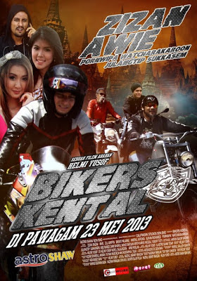 Tonton Bikers Kental 2013 Full Movie