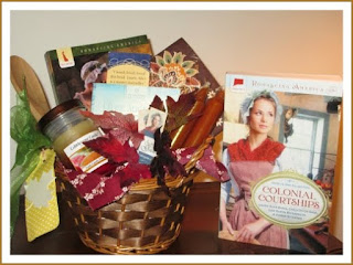 COMMENT BETWEEN NOW AND OCT. 21st AND YOU MAY WIN THIS GIFT BASKET!