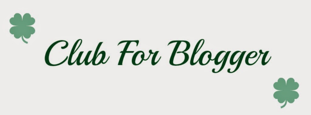 Club For Blogger