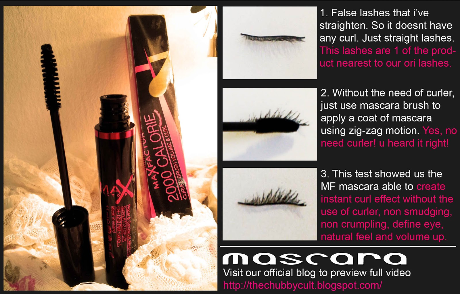 486ef199abf So if dream of a natural yet define lashes, just use this mascara. ♥ MAX  FACTOR 2000 CALORIE ...