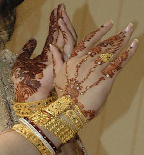Beautiful Hands Mehndi