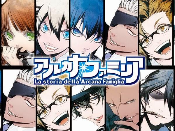 La Storia Della Arcana Famiglia [12/12] + OVA [MF]