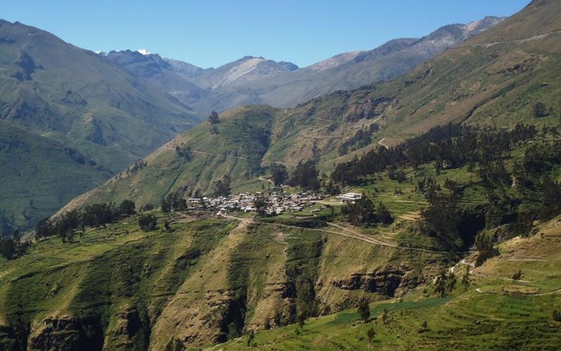 Nor Yauyos-Cochas Landscape Reserve