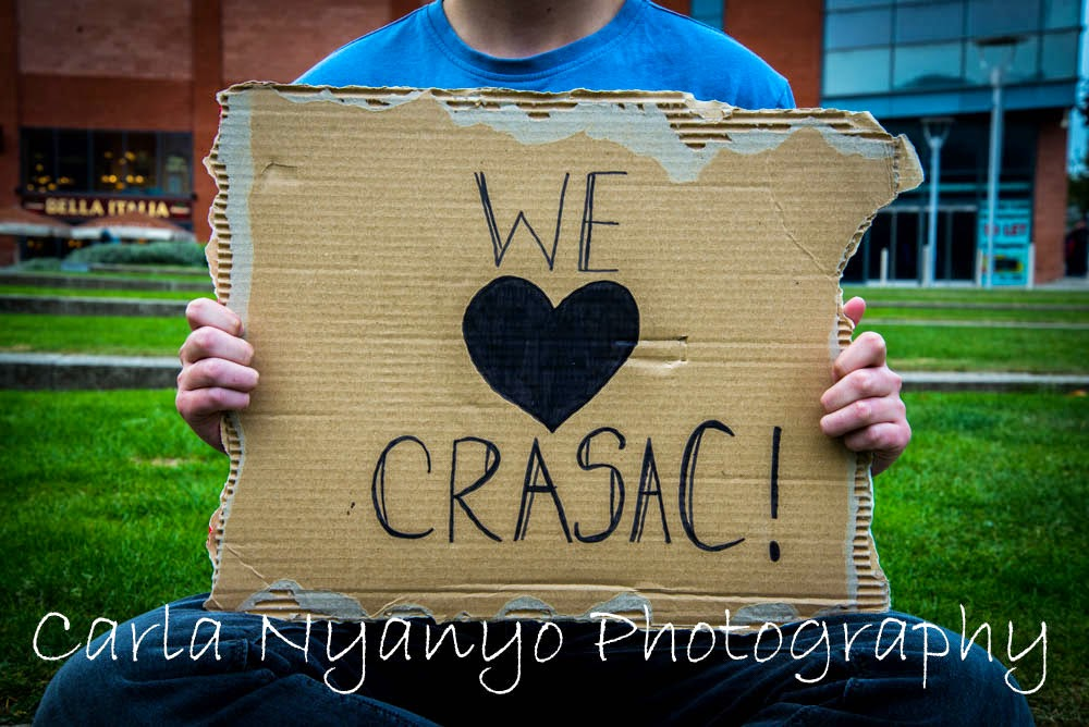 CRASAC photoshoot