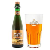 Бельгийский ламбик Mort Subite Gueuze
