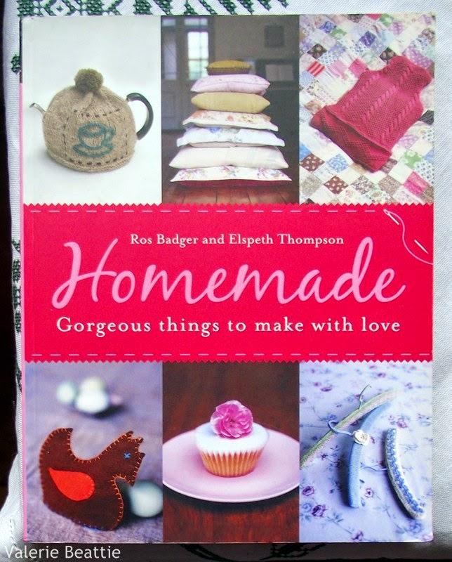 Homemade Book