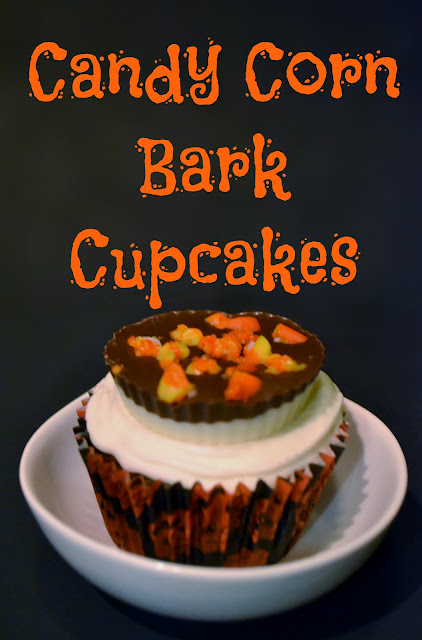 Candy Corn, Bark, Cupcakes, Recipe, Halloween
