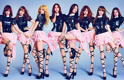 After School members Diva