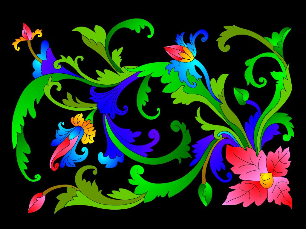 Bunga kerawang vector joy studio design gallery best design - Corak Vector Joy Studio Design Gallery Best Design