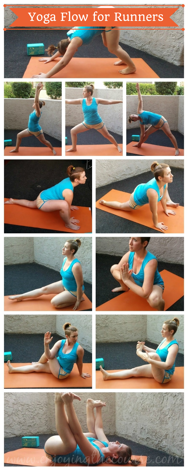 Yoga Flow for Runners