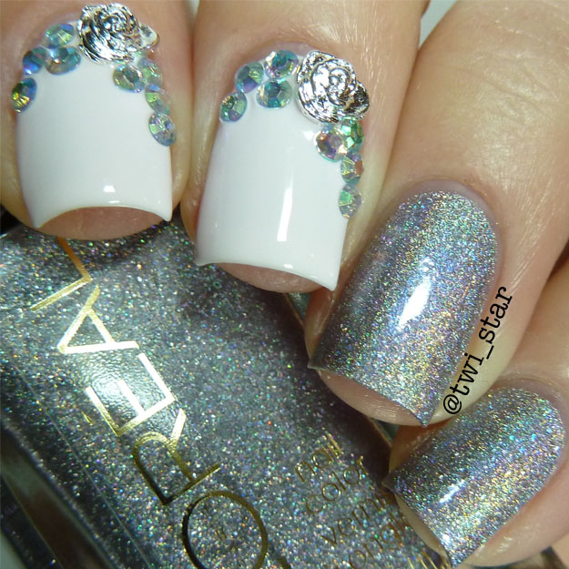 twi-star | Nail Art Blog: Born Pretty Store Review Rose Nail Charms ...