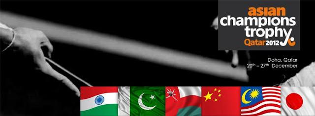 Keputusan Malaysia VS China 27 Disember 2012 - Kejohanan Hoki Trofi Juara-Juara Asia 2012