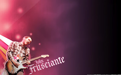 wallpaper John frusciante