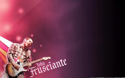 wallpaper John frusciante
