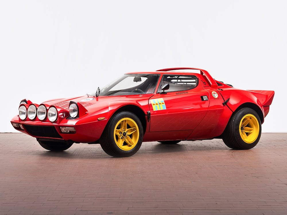 1977 Lancia Stratos Hf Group 4 For Sale Eur 360 000 All Cars For
