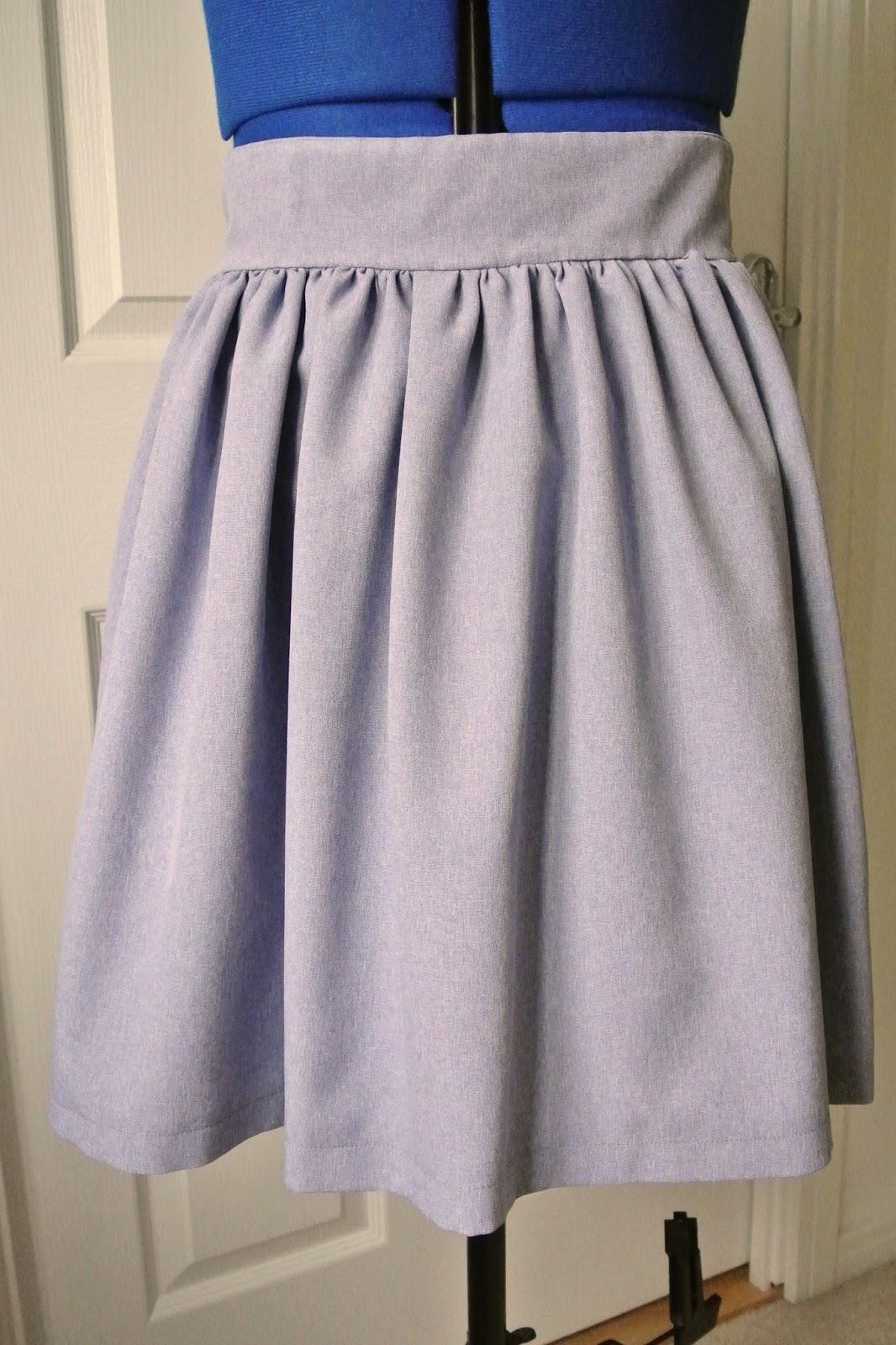 Clemence Skirt - Gem's Hems