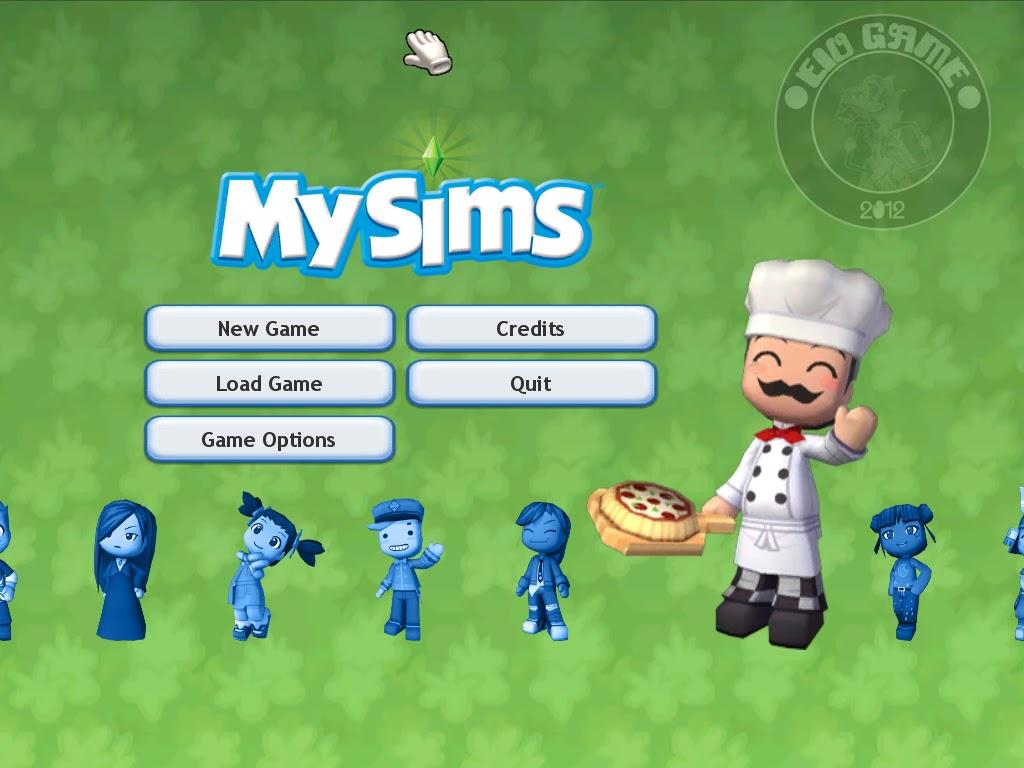 my sims pl pc