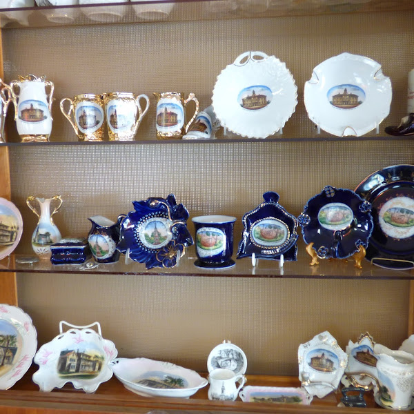 A Peek at the Farmington Souvenir Ceramic Collection of Farmington Resident Norma Park-Part 1