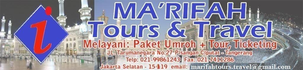 Travel Umroh Marifah