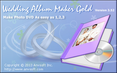 Wedding Album Maker Gold 3.52 with Serial