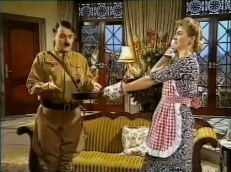 Hitler Honey Im Home Tv Show