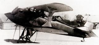 предшественник И-3 — истребитель Григоровича И-2.