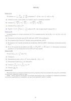 Subiecte matematica - titularizare 2009 (judetul Arges)