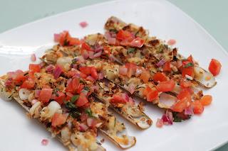 razor-clam-gratin