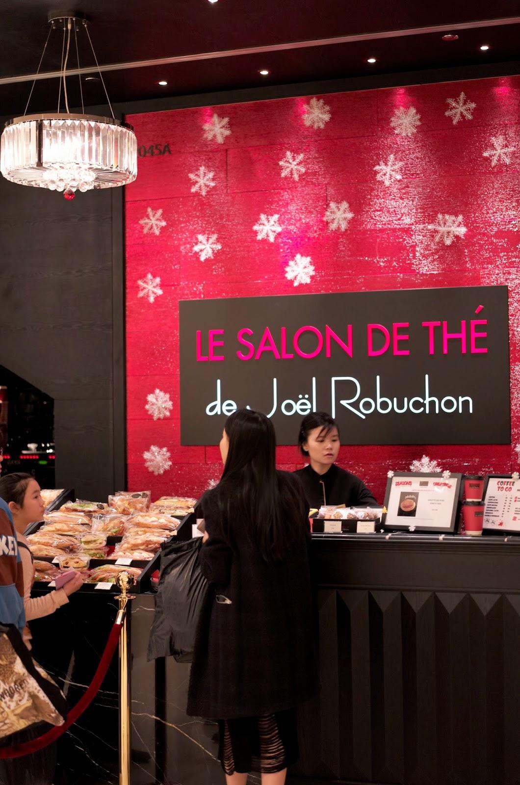 Afternoon tea at le salon de the de joel robuchon ifc - Salon de joel robuchon ...