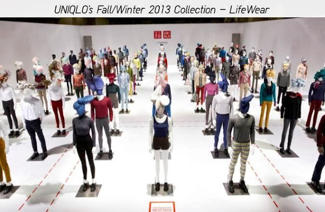 UNIQLO LifeWear Fall Winter 2013 Collection, Fall Winter 2013, 12 Projects, LifeWear, HEATTECH, Ultra Light Down, Fleece, Silk, Cashmere, Cotton Flannel, Ultra Stretch Jeans, Topics, Leggings Pants, Warm Easy Pants, Denim and Shirts