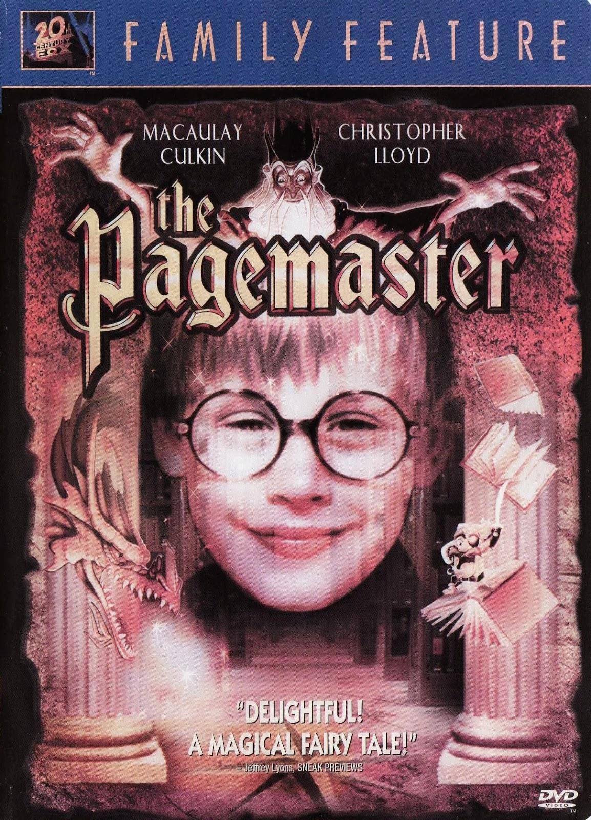 Pagemaster: O Mestre da Fantasia – Dublado