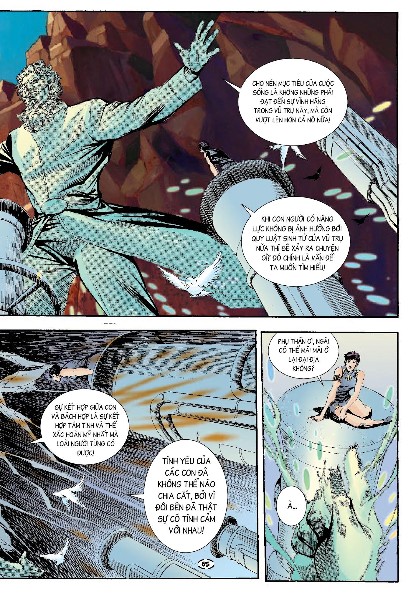 Đại Kiếm Sư Chap 32 - Trang 29