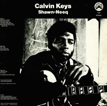 Ce que vous écoutez là tout de suite - Page 5 Calvin%2BKeys