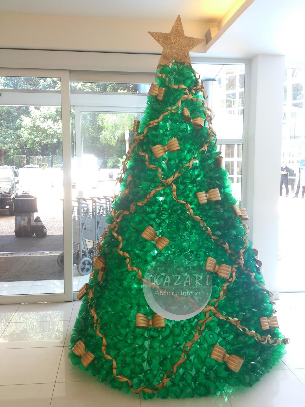 KAZARI ATELIER & INTERIORES Decoração de Natal Sustentável