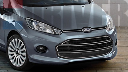 Car wallpapers Free Download: Novo Ford Ka 2014 Preview