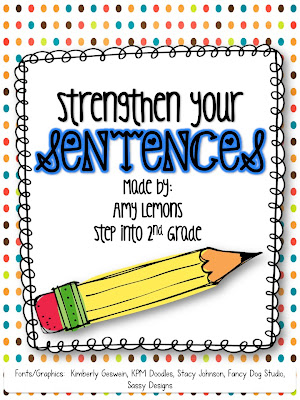 http://www.teacherspayteachers.com/Product/Strengthen-Your-Sentences-315926
