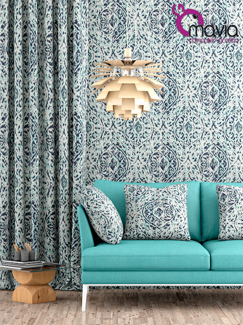 Arredamento di interni rendering 3d tessuti divani tende for Divani on line