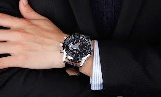 jam tangan keren pria