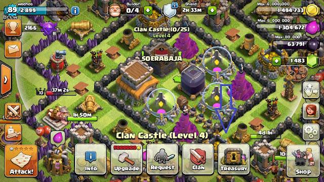 Clash Of Clans mendapat update baru, menghadirkan fitur Treasury dan fitur manarik lainnya