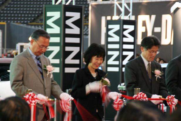 札幌モーターショー2012 | 札幌ドーム