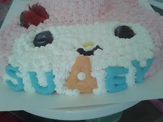melody cake