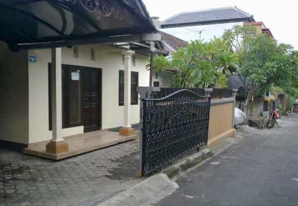 Kontrakan Rumah Jalan Gunung Guntur Denpasar