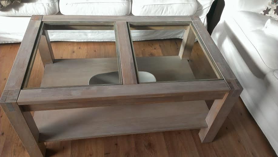 wohnszene diy tipp eichenm bel mit wei em l versch nern. Black Bedroom Furniture Sets. Home Design Ideas