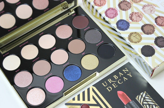 A picture of Urban Decay Gwen Stefani Eyeshadow Palette