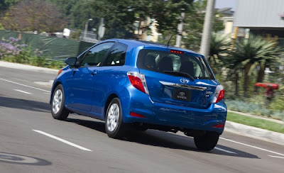 Mobil Toyota Yaris