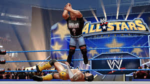 Gratis Game Ringan WWE All Stars PC Full Version